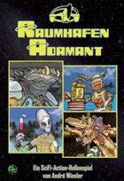 Raumhafen Adamant – Das Action-Rollenspiel (PDF) als Download kaufen
