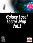 Galaxy Local Sector Map V1
