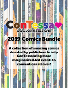 2019 ConTessa Bundle of Comic Awesome [BUNDLE]