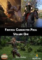 Fantasy PC Pack - Vol 1