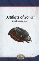 Wonders of Fantasy: Artifacts of Sonu