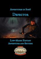 Land of Sonu Vol 1: Defector