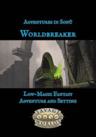 Land of Sonu Vol 2: Worldbreaker