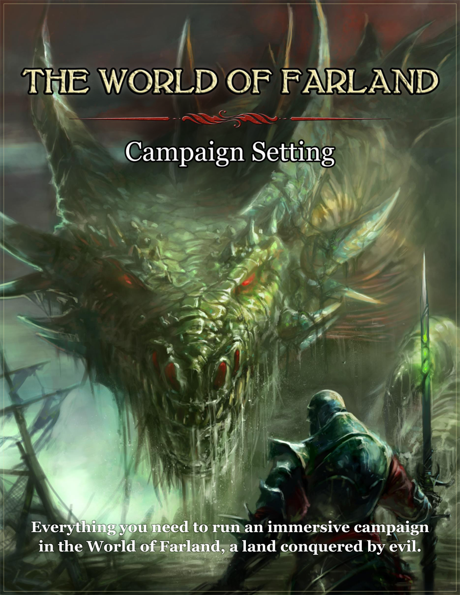 World of Farland Campaign Setting