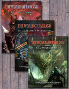 World of Farland Core Books  [BUNDLE]