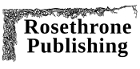 Rosethrone Publishing