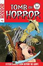 Tomb of Horror Volume Two