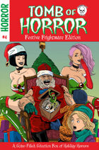 Tomb of Horror Volume 4