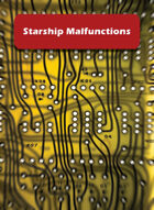 Starship Malfunction Cards