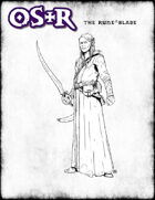 The Rune^Blade (O,S,+R New Class)