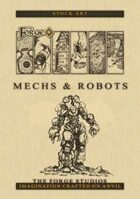 Mech & Robots - Artpack