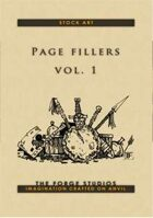 Page fillers vol. 1