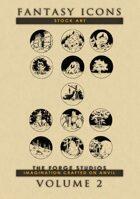 Fantasy icons vol.2