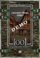 Crooked Wheel street - DEMO