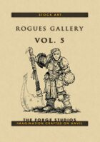 Rogues Gallery vol.5
