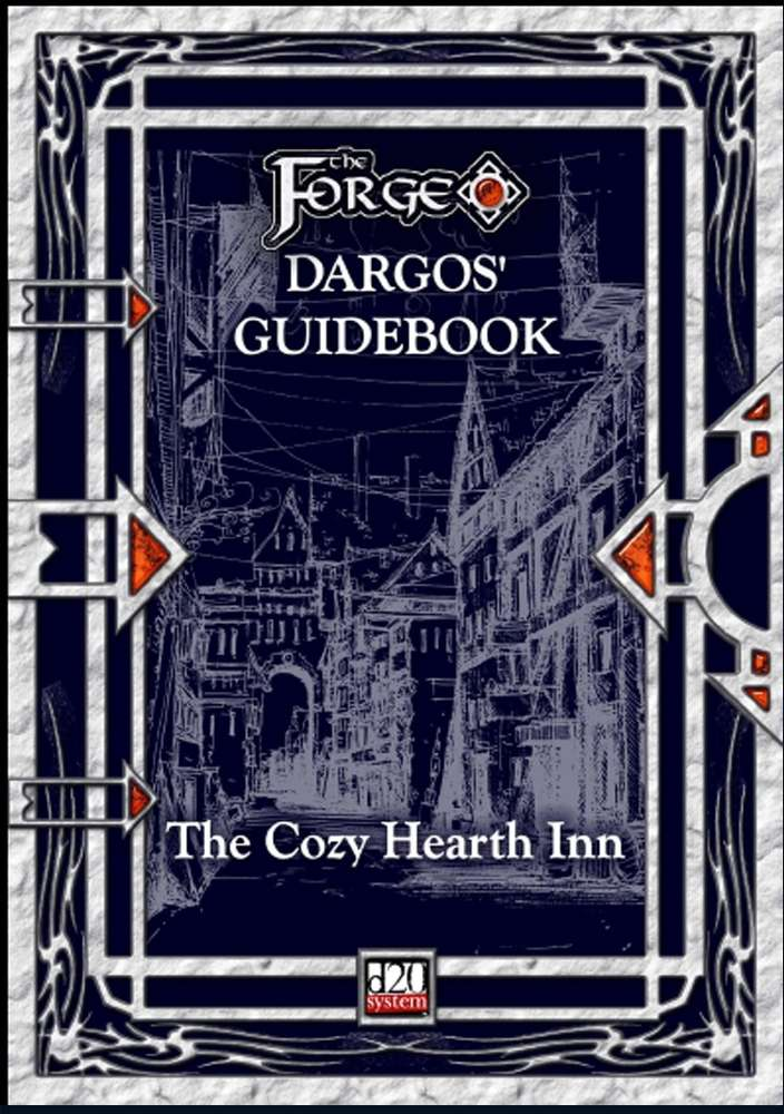 'The Cozy Hearth Inn'