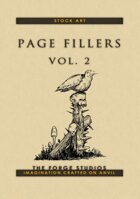 Page fillers vol. 2