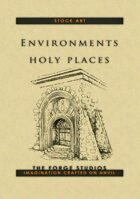 'Environments: Holy places'