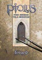 Ptolus Sketchbook vol. 3: Necropolis