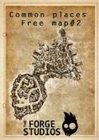 'Common places - free map#2'