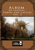'Album of fantasy towns and castles vol. 2'