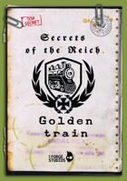 'Secrets of the Reich - Golden train'