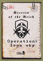 'Secrets of the Reich - Operation Iron Sky
