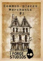 Common places - Merchants  #01
