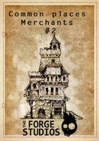 Common places - Merchants  #02