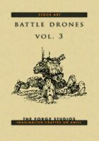 'Battle Drones vol. 3'