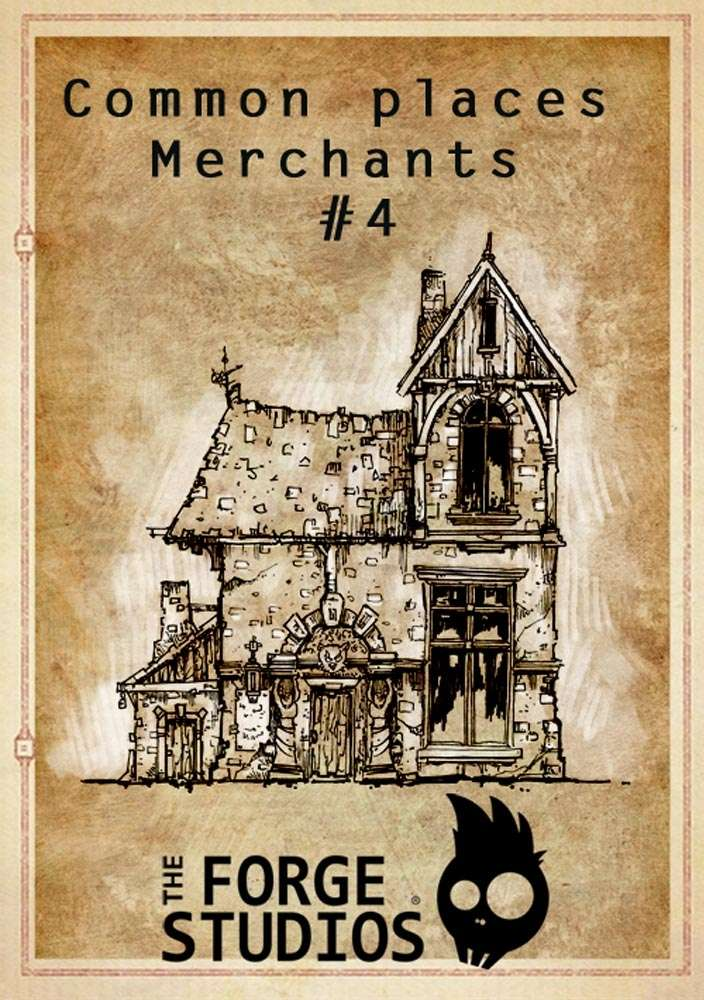 Common places - Merchants  #04