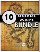 10 useful maps_1_2 [BUNDLE]