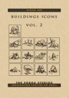 Buildings icons vol2