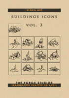 Buildings icons vol3