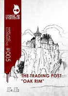 "The Trading Post  ""Oak Rim"""