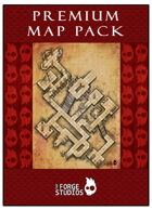 Premium Map Pack - Hidden Tomb