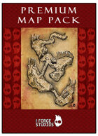 Premium Map Pack - Cave of the Saint