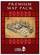 Premium Map Pack - Black Scorpion Tavern