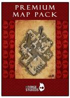 Premium Map Pack - Wine cellar