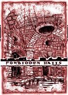 Forbidden halls #01