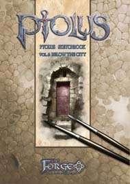 Ptolus Sketchbook vol. 5: Below the City