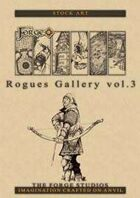 Rogues Gallery vol.3