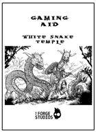 White snake temple