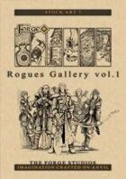 Rogues Gallery vol.1