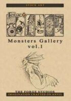 Monsters Gallery vol.1