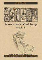 Monsters Gallery vol.1