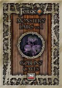 Monsters Lairs vol. 1 - Goblins' Caves