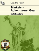 Trinkets - Adventurers Gear Cover