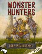 Monster Hunters - FREE