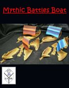 Mythic Battles Boat